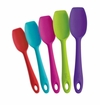 Zeal 8 In. Silicone Small Spoon (Assorted Colors)