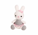 Zubels Bunny 8 Inch Hand Knit Doll