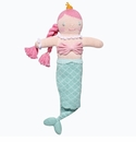 "Zubels Walking Mermaid 12"" Hand Knit Doll"