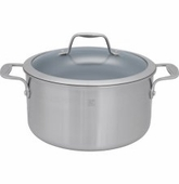 Zwilling Spirit Stainless Steel 6 quart Stock Pot - Non-Stick