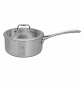 Zwilling Spirit Stainless Steel Covered Saucepan 2qt.