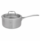 Zwilling Spirit Stainless Steel Covered Saucepan 3qt.