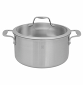 Zwilling Spirit Stainless Steel Dutch Oven 6qt.