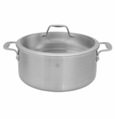 Zwilling Spirit Stainless Steel Dutch Oven 8qt.