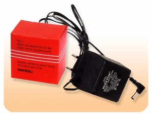 AC/DC Adapter for 220V AC to 9V DC-500mA