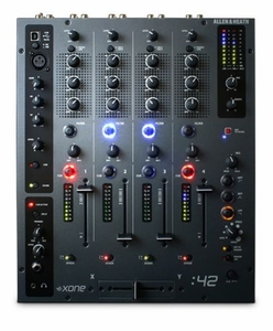Allen & Heath Xone 42 Pro 4-Channel Club/DJ Mixer  - Free Shipping