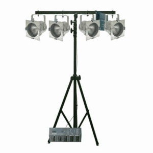 American DJ FC-56 Stand Lighting System - Free Shipping