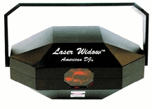 American DJ Laser Black Widow