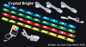 American DJ LED Accent Strip RGB