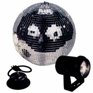 "American DJ M-500L 12"" Mirror Ball"