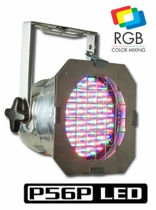 American DJ P56P LED Par Can With RGB Color Mixing
