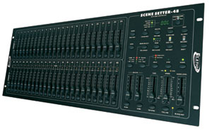 American DJ Scene Setter-48 Stage Lighting Controller By Elation