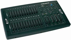 American DJ Scene Setter Stage Lighting Controller By Elation