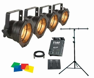 American DJ Stage Act 46 Stand Lighting System
