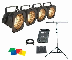 American DJ Stage Act 56 Stand Lighting System
