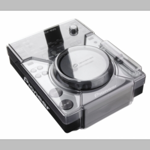 Decksaver DS-PC-CDJ400 Smoked / Clear Cover