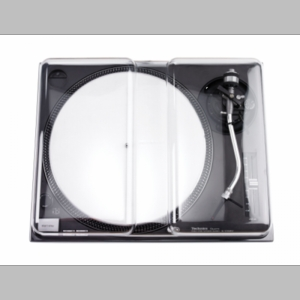 Decksaver DS-PC-SL1200 Smoke/Clear Cover for Technics SL1200 Series