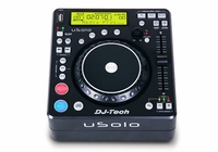 DJ Tech Usolo USB Media Player With Effects