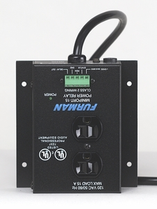 Furman MP-15 Power Relay and Outlet with Remote Turn-On Free Shipping