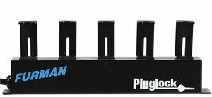 Furman Pluglock PFP Locking Outlet Strip 120V/15A