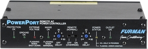 Furman Powerport - Remote Power Controller/Conditioner  (120V/20A) - Free Shipping
