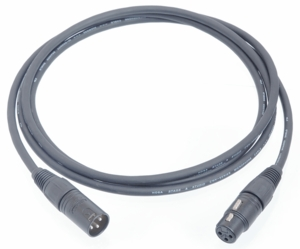 Hosa CMK-003 Microphone Cable - 3 FT