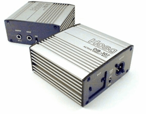 Hosa DIBA-307 Active Direct Box