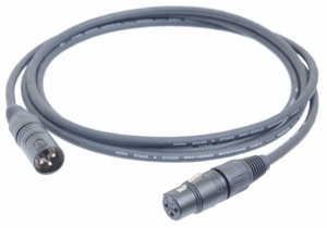 Hosa MMK-015 Microphone Cable - 15 FT