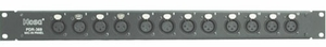 Hosa Patch Bay PDR-369 Balanced XLR Bay