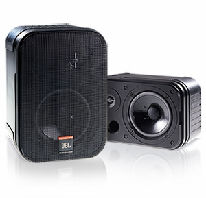 JBL Control 1 Pro Two-Way Professional Compact Loudspeaker System