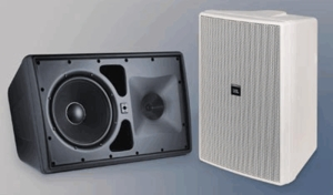 JBL Control 30 3-way Loudspeaker with 260mm