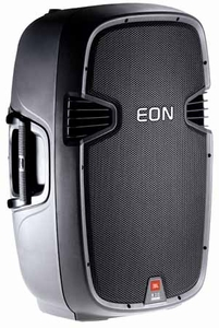 "JBL EON 515 Portable Self-Powered 15"" Two-Way Bass-Reflex Design"