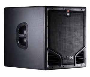 "JBL EON 518S Portable Self-Powered 18"" Bass-Reflex Design"