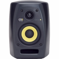 "KRK VXT4 45W 4""  Two Way Active Powered Monitor (Single)"