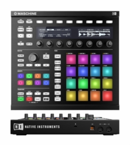 Native Instruments Maschine MKII Black