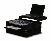 Odyssey FFXGSVCI300GTBL Glide Style Case with Tray for VCI-300