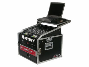 Odyssey FRGS806 Glide Style 10x2-Space Combo Rack Case