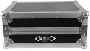 Odyssey FTT BLK Custom Turntable Case -  Black