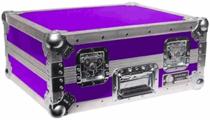 Odyssey FTTPUR Custom Turntable Case -  Purple