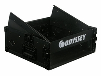 Odyssey FZ1002BL Universal Combo Rack Case - Black Label Series