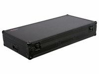 Odyssey FZBM12WBL CD DJ Coffin Case - Black Label Series