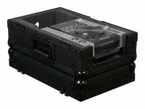 Odyssey FZCDIBL Medium Format CD Player Case