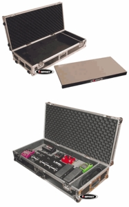 Odyssey FZGPEDAL32W Pedal Board Case With Wheels