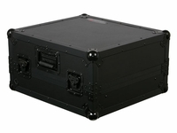 "Odyssey FZGS10BL Black Label 19"" Rackmountable Mixer Case 10 Spaces"