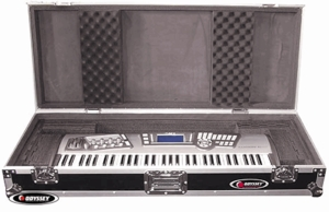 Odyssey FZKB61W Keyboard Case With Wheels