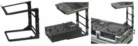 Odyssey LSTANDM DJ Laptop Stand/CD Player/Controller