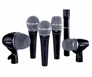 Performance Gear Microphones