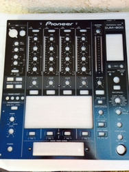 Pioneer DJM-800 Face Plate Control Panel