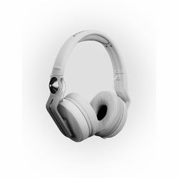 Pioneer HDJ-700 DJ Headphones White