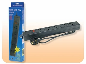 Power Strip with Protector  SS503